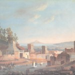Gioacchino La Pira - Via dei Sepolcri a Pompei